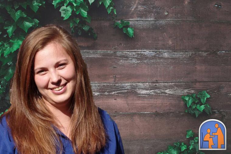 Christina - Mitarbeiterin vom ambulanten Pflegedienst Stangl